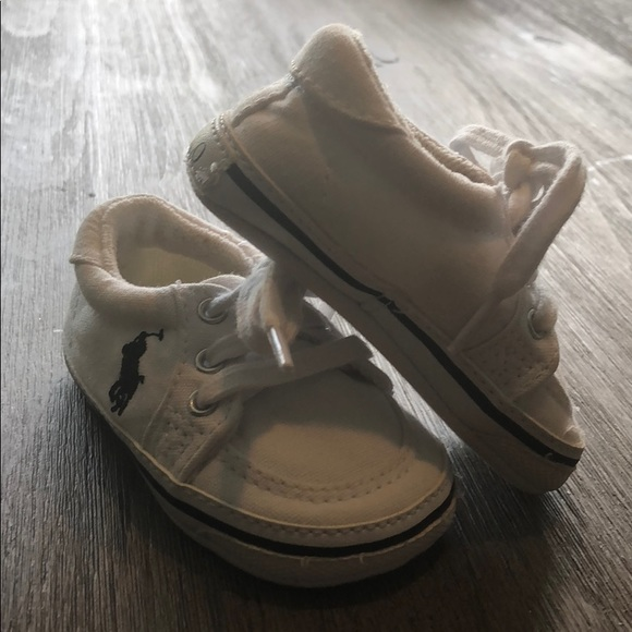 Polo by Ralph Lauren Shoes | White And